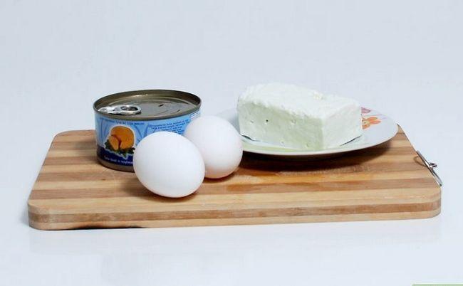 Prent getiteld Kry alle voedingstowwe as `n vegetariese stap 4