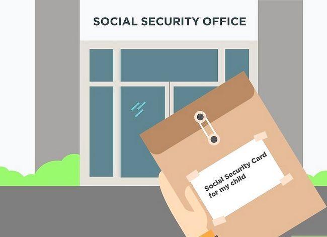 Prent getiteld Kry `n duplikaat sosiale sekerheidskaart Stap 29