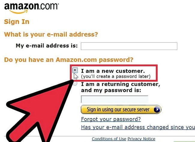 Prent getiteld Kry `n Amazon Affiliate ID Stap 4