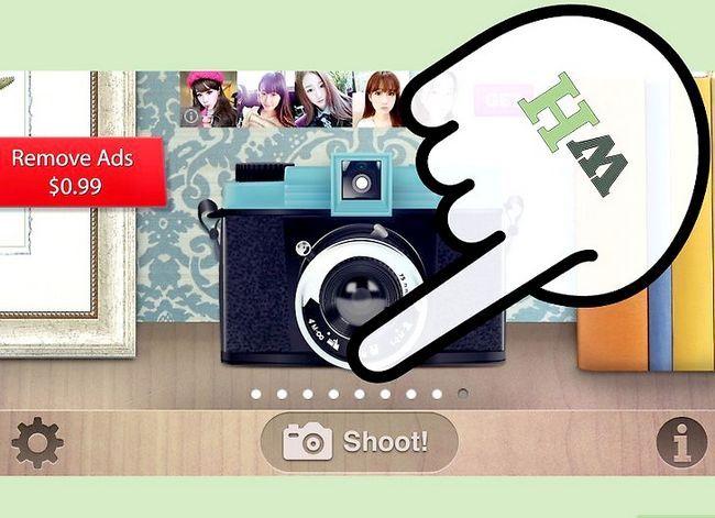 Prent getiteld Kry `n beter Android kamera stap 4