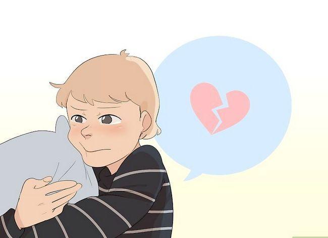 Prent getiteld Stop Liking Your Crush Stap 8