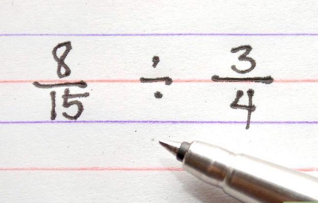 Beeld getiteld Los Fraksie Vrae in Wiskunde Stap 10