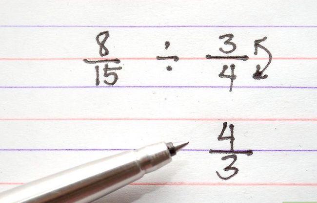 Beeld getiteld Los Fraksie Vrae in Wiskunde Stap 11