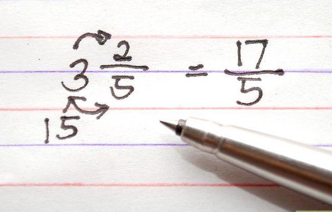 Beeld getiteld Los Fraksie Vrae in Wiskunde Stap 7