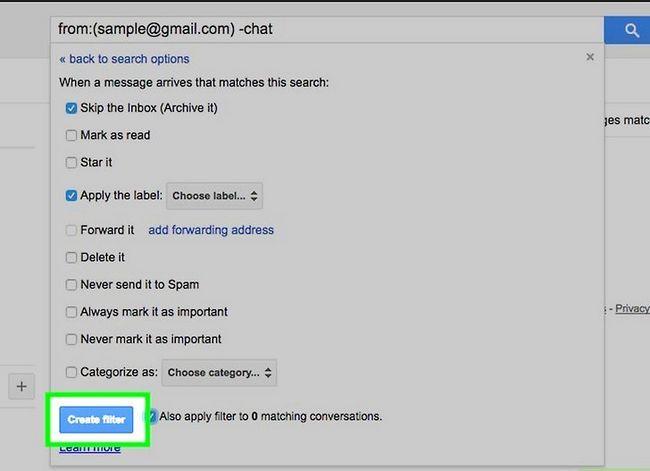 Prent getiteld Organiseer jou Gmail-inkassie Stap 12