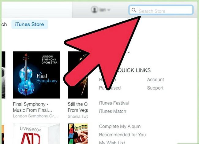 Prent titel Get songs from iTunes na `n iPod Nano Step 3