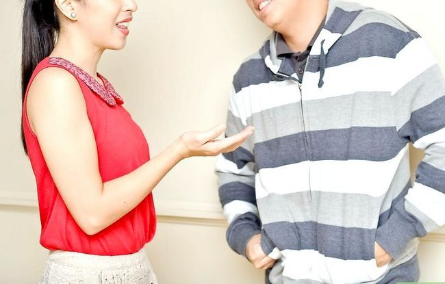 Prent getiteld Gaan van Vriende na Dating Stap 2