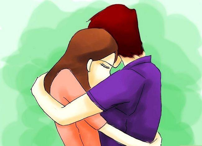 Prent getiteld Oorgang van Dating to Relationship Step 07