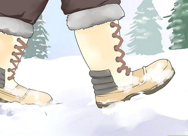 Beeld getiteld Spandeer meer tyd buite gedurende winter Stap 2