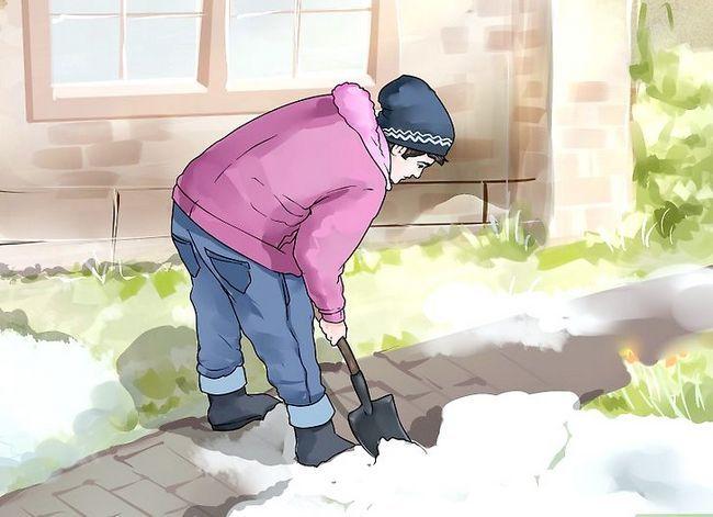 Beeld getiteld Spandeer meer tyd buite gedurende winter Stap 4