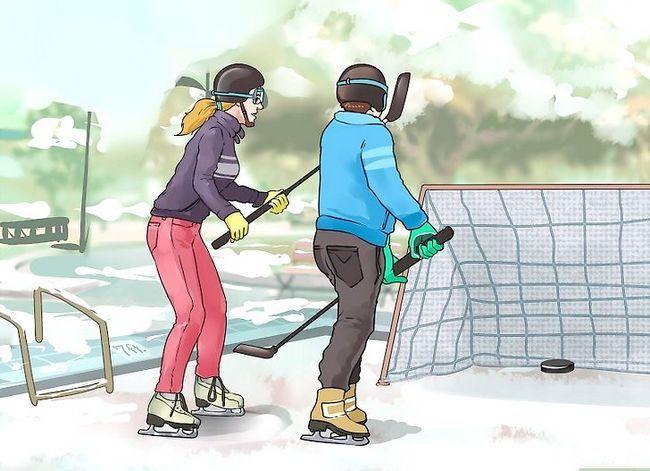 Beeld getiteld Spandeer meer tyd buite gedurende winter Stap 8