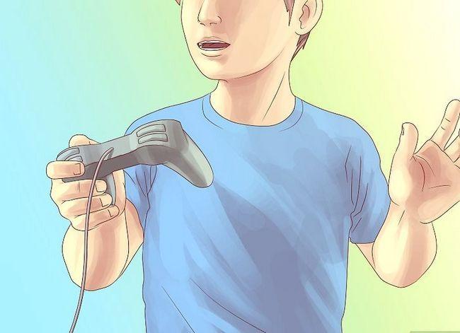 Prent getiteld Vra jou ouers vir `n volwasse videospeletjie Stap 1