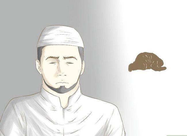 Prent getiteld Vra Allah vir Vergifnis Stap 1