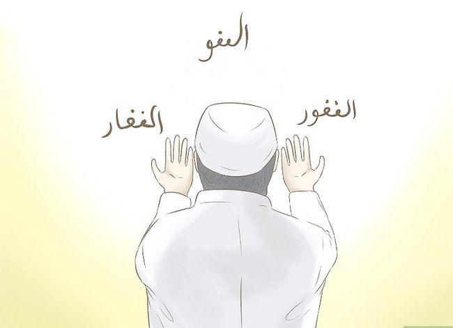 Beeld getiteld Vra Allah vir Vergifnis Stap 11