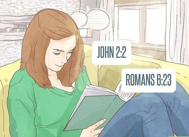 Beeld getiteld Vra God vir Vergifnis Stap 5