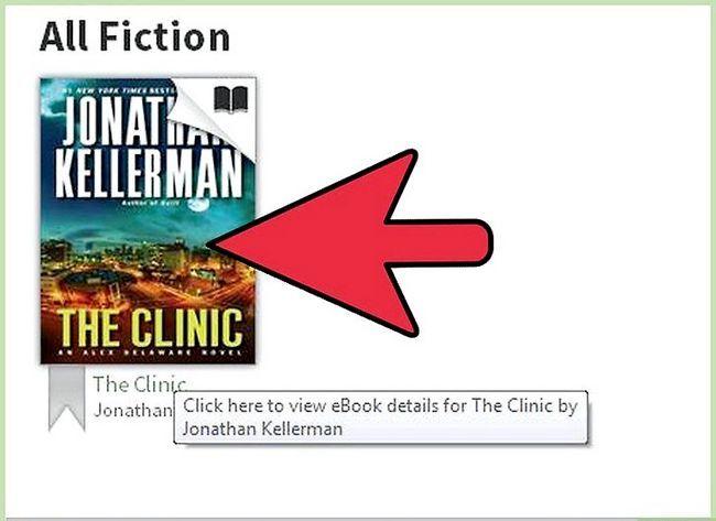 Beeld getiteld Leenboeke op Kindle Stap 7