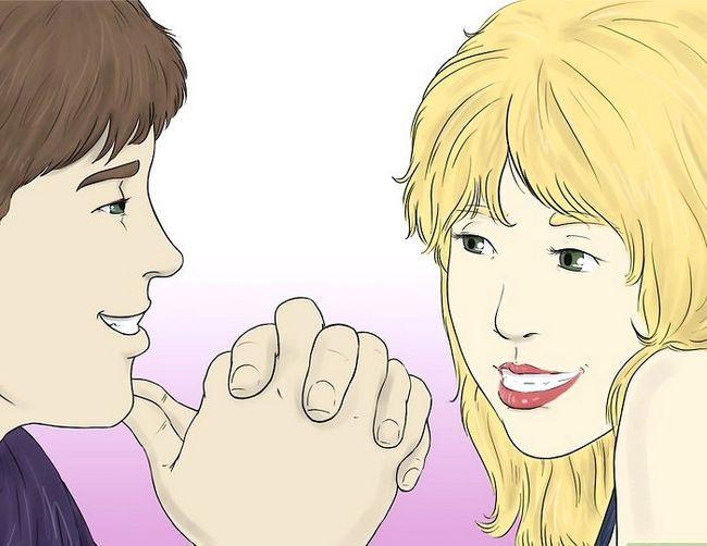 Prent getiteld Flirt Stap 7