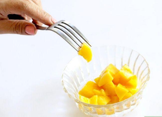 Prent getiteld Skaal `n Mango Stap 14