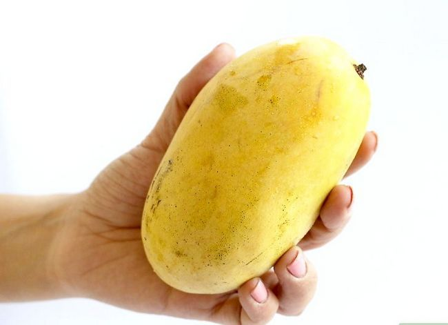 Prent getiteld Skaal `n Mango Stap 9