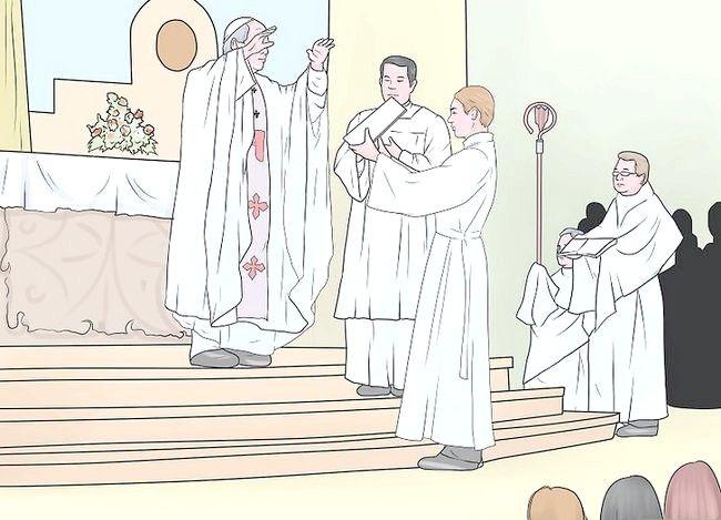 Prent getiteld Beplan `n tradisionele Italiaanse troue Stap 8