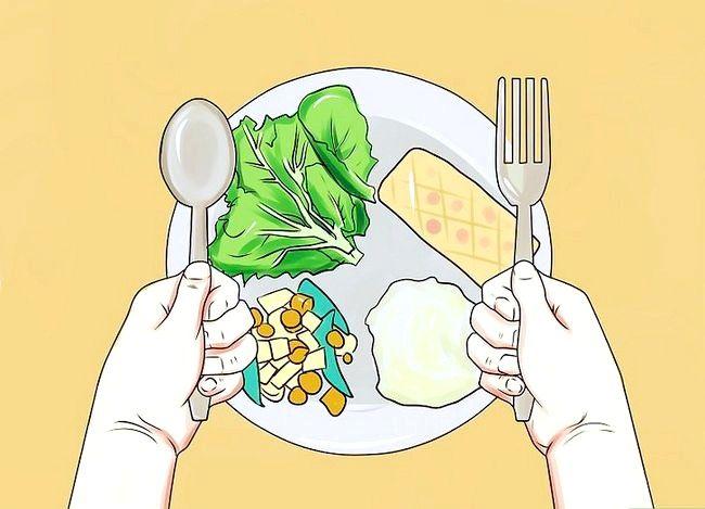 Prent getiteld Beplan `n gesonde dieet Stap 7