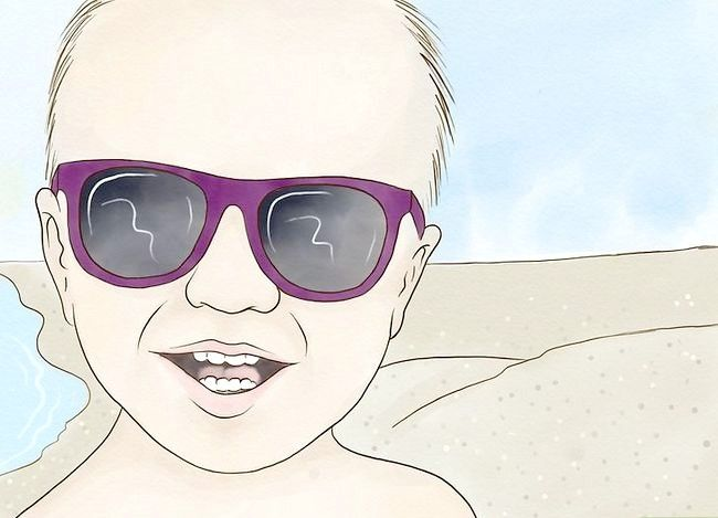 Prent getiteld Beskerm jouself teen UV-straling binne Stap 11