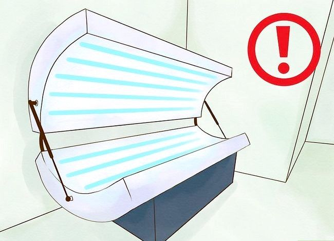 Prent getiteld Beskerm jouself teen UV-straling binne Stap 5