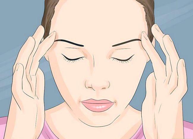 Prent getitelde Praktyk Boeddhistiese Meditasie Stap 17