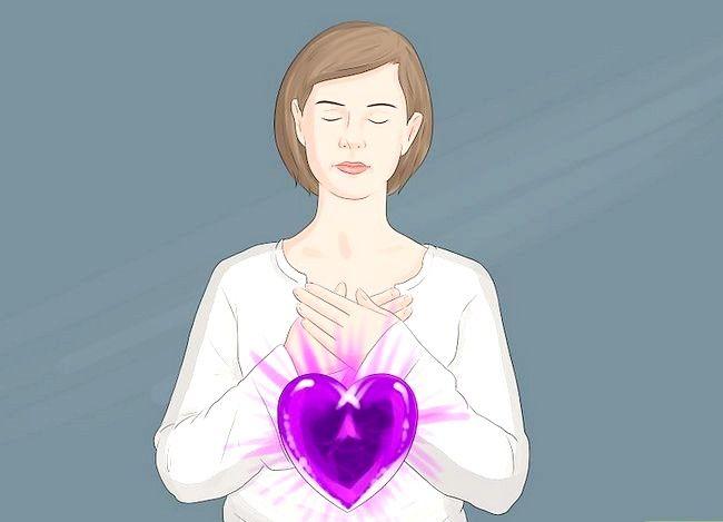 Prent getiteld Praktyk Boeddhistiese Meditasie Stap 18
