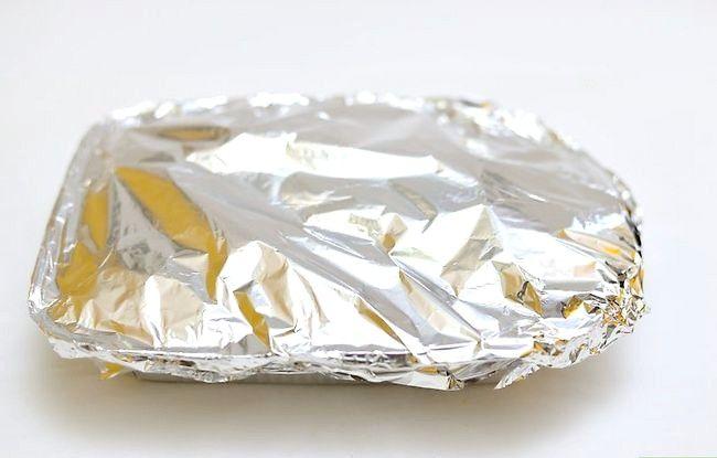 Prent getiteld Maak Lasagne Met Vleis Stap 16
