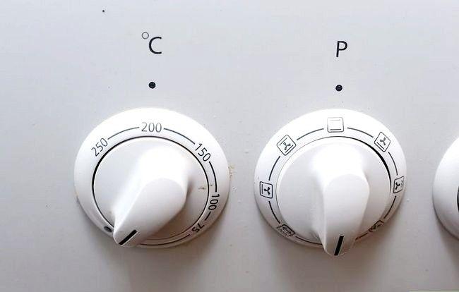 Prent getiteld Koolsalm in die Oven Stap 7