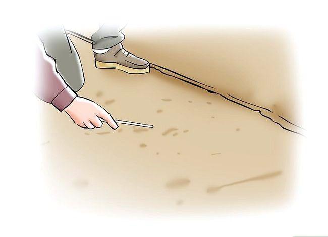Prent getiteld `n Ondervloer vir Hardhout Stap 4 maak