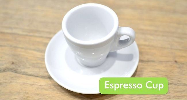 Prent getiteld Maak `n Ristretto (Espresso Koffie) Stap 5