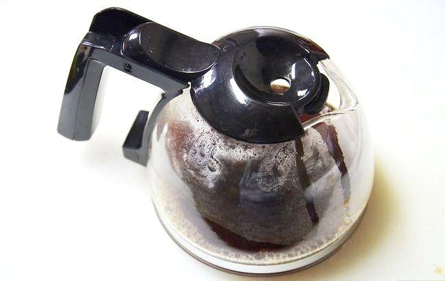 Prent getiteld Maak `n mokka koffie drink Stap 1
