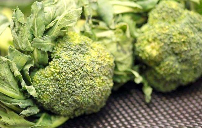 Hoe om Arabiese Broccoli te berei en te kook