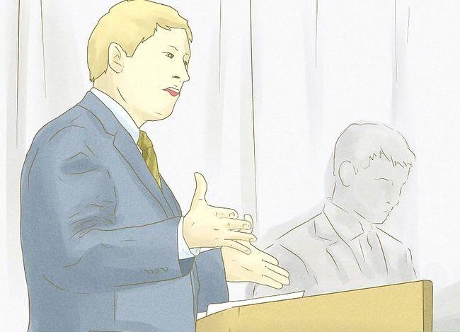 Hoe om `n goeie deelnemer aan `n debat te wees