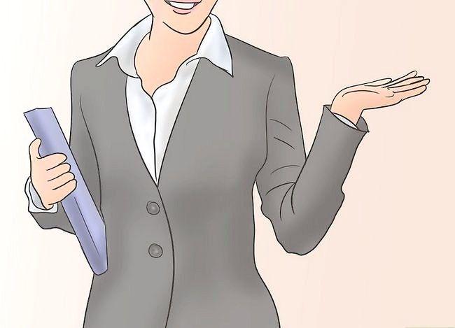 Prent getiteld Berei voor vir `n Administratiewe Assistent Onderhoud Stap 8