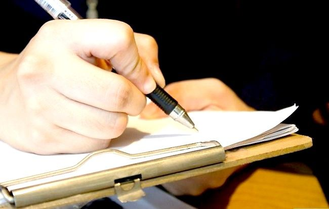Prent getiteld Dokument Werknemerprestasie Stap 1