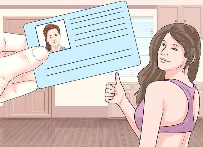 Prent getiteld Voorbereiding vir `n Mammogram Stap 11
