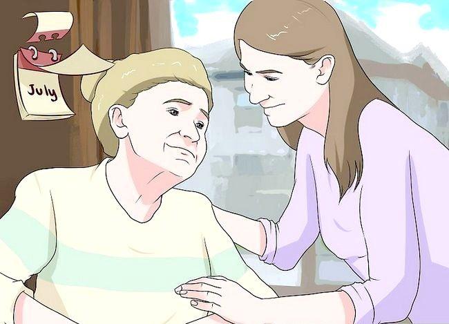 Prent getiteld Verhoed Ouderdom Misbruik Stap 1