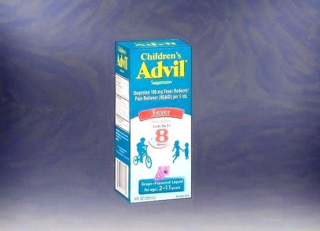 Prent getiteld Lyme-siekte in kinders voorkom. Stap 27