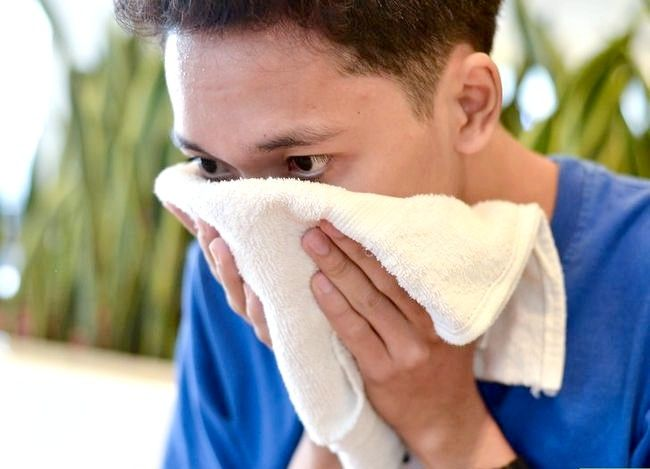 Prent getiteld Prevent Lyme Siekte Stap 8