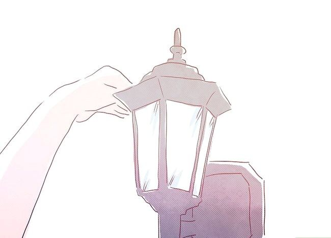 Prent getiteld Voorkom `n roof Stap 13
