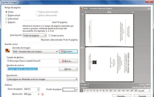 Hoe om beelde of PDF-lêers te verwerk om `n digitale boek te maak