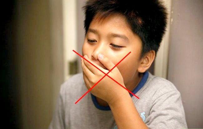 Beeld getiteld Beskerm jou kind van verkoue en griep tydens die vakansie Stap 6