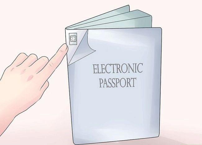 Hoe om jou paspoort te beskerm met aktiewe RFID