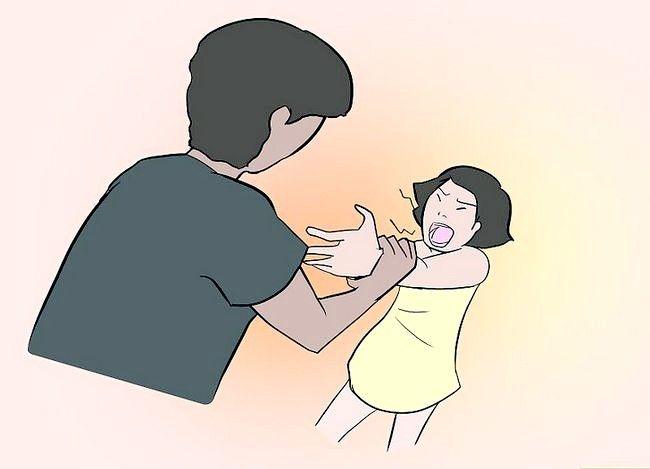 Prent getiteld Beskerm jouself van `n vreemdeling (vir kinders) Stap 3