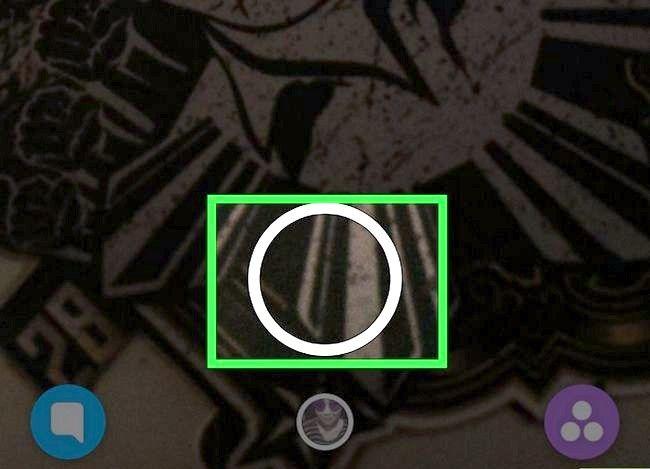 Prent getiteld Pos na Snapchat Stories Stap 2