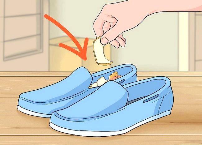 Prent getiteld Elimineer Reuk van Stinkende Skoene Stap 8