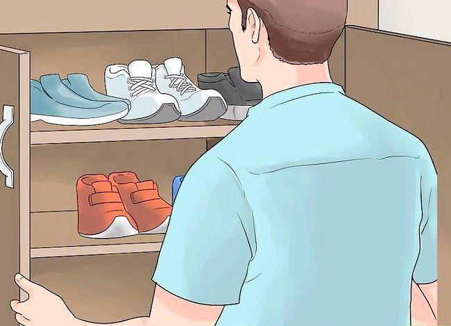 Prent getiteld Elimineer Reuk van Stinkende Skoene Stap 14
